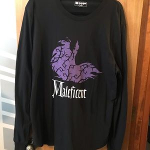 Lularoe Malificent LS t-shirt